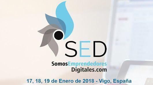 Vigo acolle de hoxe ao 19 de xaneiro o congreso de emprendedores dixitais SEDE