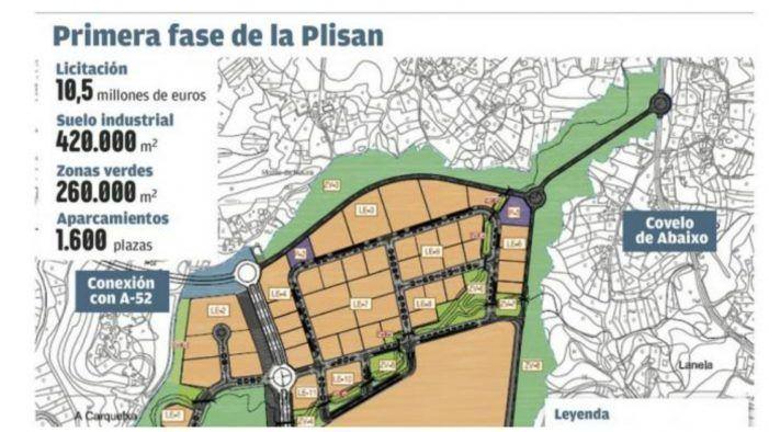 A Xunta licita a construción da estación de tratamento de auga potable da Plisan por preto de 6,3 millóns de euros