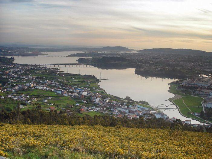 A contaminación da Ría de Ferrol por residuos asfálticos, de novo na Comisión Europea