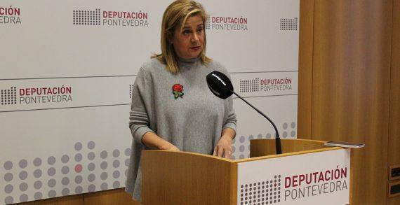 O goberno de Carmela Silva destina preto de 750.000 euros a sete concellos da provincia para a contratación de 102 persoas