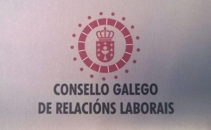 Recomendacións do Consello Galego de Relacións Laborais para a negociación colectiva 2018