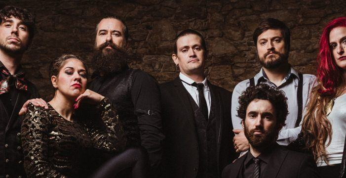 The Lákazans presenta 'Sandwina' en Ferrol