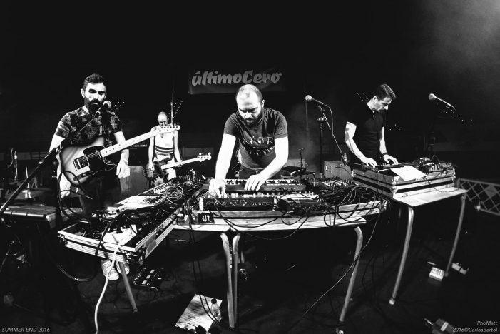 La banda gallega Músculo! estrena su primer LP