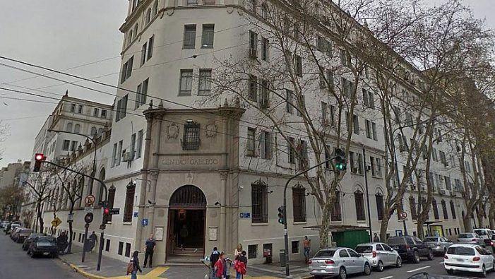 """O Goberno responde a En Marea que """"non contempla a posibilidade de adquirir o Centro Galego de Bos Aires"""""""