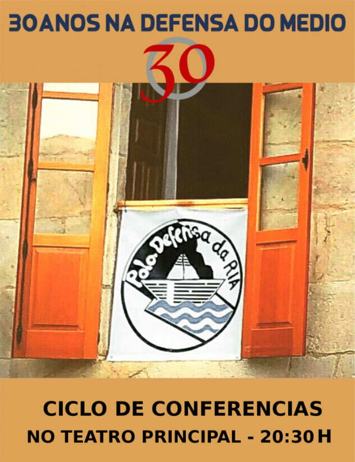 """Ciclo Conferencias da APDR: """"30 anos na defensa no medio"""