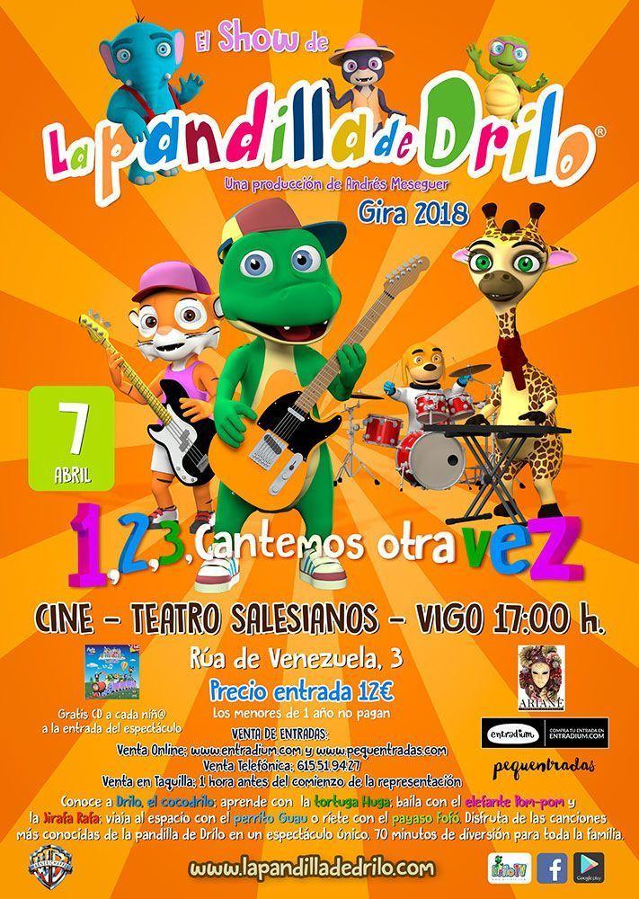 El Cine-Teatro Salesianos de Vigo acoge dentro de su programación dirigida a todos los públicos las actuaciones de 2 grandes producciones musicales dentro sus giras nacionales;