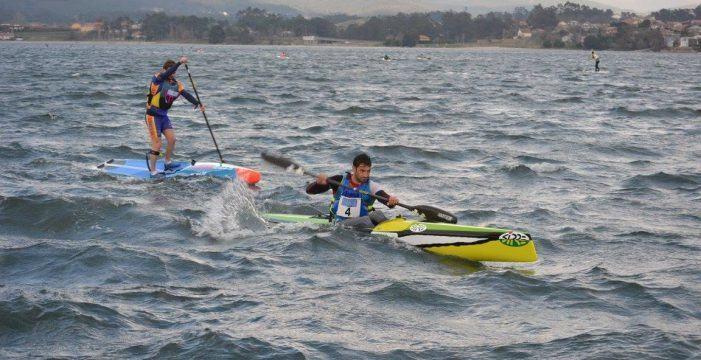 Rianxo, epicentro de la liga galega de kayak de mar
