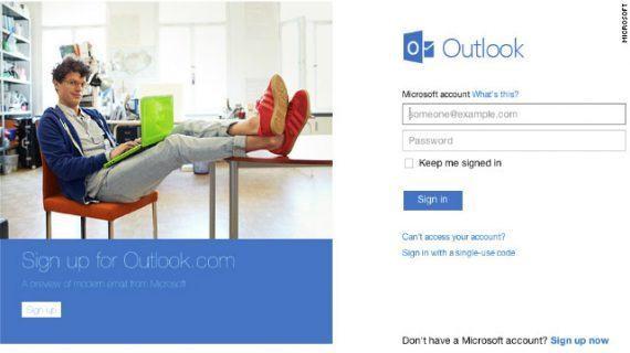 ¿Qué paso con Hotmail?