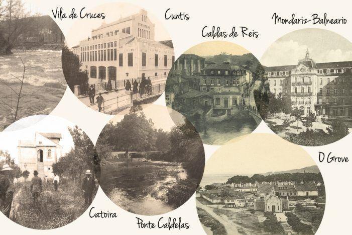 La nueva ruta de Villas Termales recupera el antiguo esplendor de los balnearios de Rías Baixas