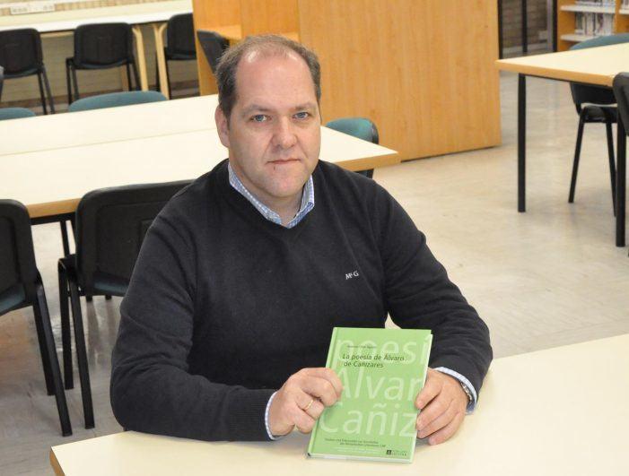O profesor Antonio Chas recompila por primeira vez nun libro os poemas de Álvaro de Cañizares