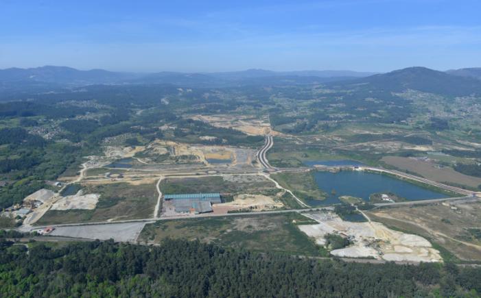 Dieciocho empresas constructoras optan a realizar las obras de urbanización del área logística empresarial de la PLISAN