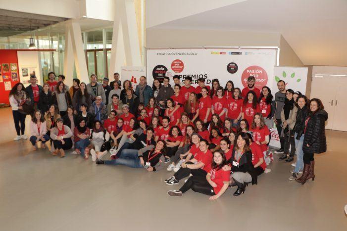 Grandes figuras do teatro ofrecerán talleres de formacion na Coruña grazas á fundación Coca-Cola