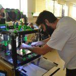 Un taller permitirá afondar nas posibilidades da impresión 3D