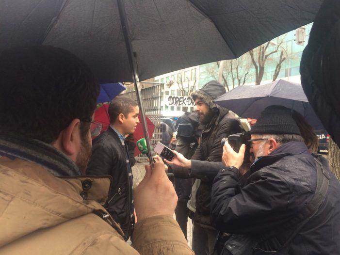 Emilio Cao: «A miña condena quere acabar con toda disidencia política