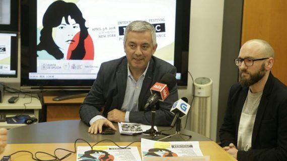 O Festival Internacional Kerouac fala galego en Nova York do 3 ao 8 de abril