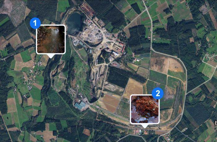 As hipotecas ambientais da mina de Touro: enxurrada de metais tóxicos baixan polo Ulla cara a ría