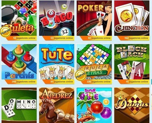 Los mejores sitios de internet para los juegos y el entretenimiento