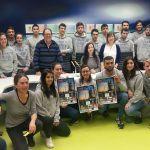 """Alumnos do Sánchez Cantón convocan o I Rastrexo de Pontevedra """"Ponteafuxir"""""""