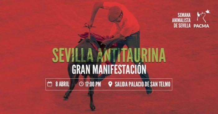 Sevilla se vuelve antitaurina
