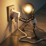 Es posible ahorrar luz en casa