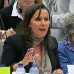 Ana Miranda fará folga o vindeiro 8 de marzo e doará o salario dese día ao colectivo feminista Galegas 8M