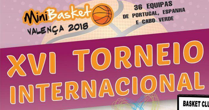 O Torneo Internacional de Mini Basket da Eurocidade reunirá a máis de 500 participantes