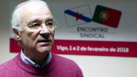 """Entrevista   """"O proxecto da UE é neoliberal e caracterízase polo esmagamento dos dereitos laborais e sociais"""""""