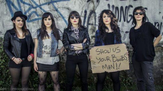 'Atardecer no Gaiás' volve o xoves co punk rock de Agoraphobia nunha semana con tres bandas integramente femininas