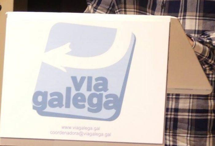 Nace Vía Galega e aquí o seu manifesto