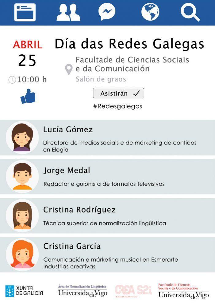 O Día das Redes Galegas busca pór en valor á figura do responsable de comunidades virtuais