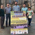 Máis de 200 persoas participarán este sábado na XV Andaina Tudense