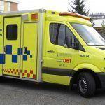 Catro persoas resultaron feridas a causa dunha colisión en Ribadumia