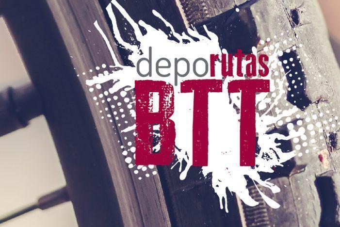 Aberto o prazo de inscrición para as tres Deporutas BTT que organiza a Deputación