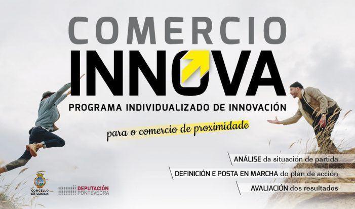 «Comercio innova» arrinca esta semana con 8 establecementos participantes