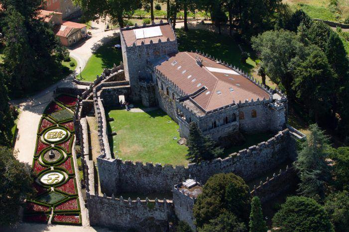 Este martes reabre o Castelo de Soutomaior nunha gran gala con música e moitas sorpresas