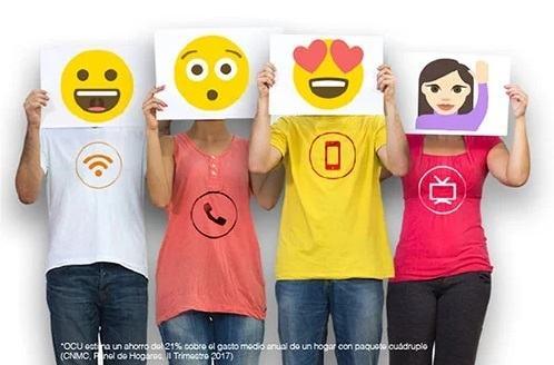 La Organización de Consumidores y Usuarios lanza una compra colectiva para conseguir tarifas de internet y telefonía más baratas