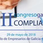 O II Congreso Galego de  Compliance analizará en Vigo as principais novidades sobre o cumprimento normativo na contorna empresarial