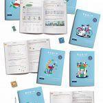 RUBIO continúa a súa aposta pola diversidade lingüística coa súa colección de cadernos 'Vacacións Galego'