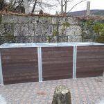 Primeiro reparto de composteiros do Plan Revitaliza en Mondariz Balneario