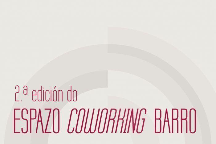 Chega a segunda convocatoria da Deputación de Pontevedra para o coworking de Barro