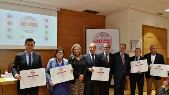La comarca de Ourense crece un 235% y gana peso en el tejido empresarial gallego