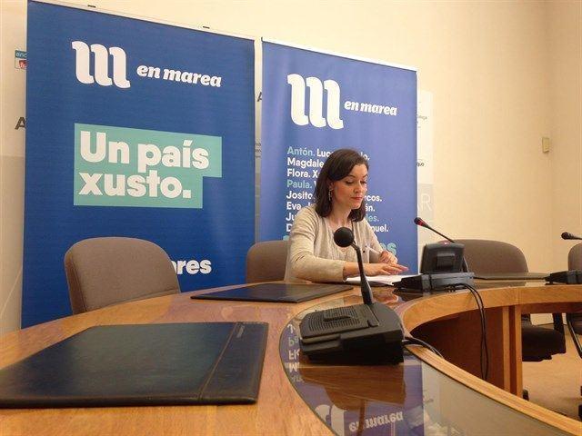 En Marea leva ao Parlamento a primeira Lei para regular a publicidade sanitaria en Galicia