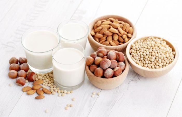 Advierten de que las bebidas vegetales no son sustitutivas de la leche