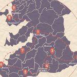 Ruta Madruga: unha viaxe ás fortalezas de Rías Baixas