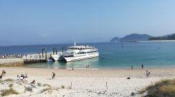 Mar de Ons ajusta los horarios de la ruta Cangas – Vigo de cara a los festivos