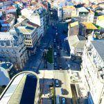 O goberno local celebrará o venres a mesa de contratación para a reforma da Porta do Sol