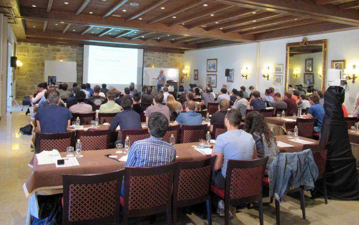 Estudantes de pre-doutoramento de toda Europa fórmanse en Baiona en comunicacións cuánticas