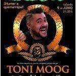 Espectaculo de TONI MOOG en Vigo