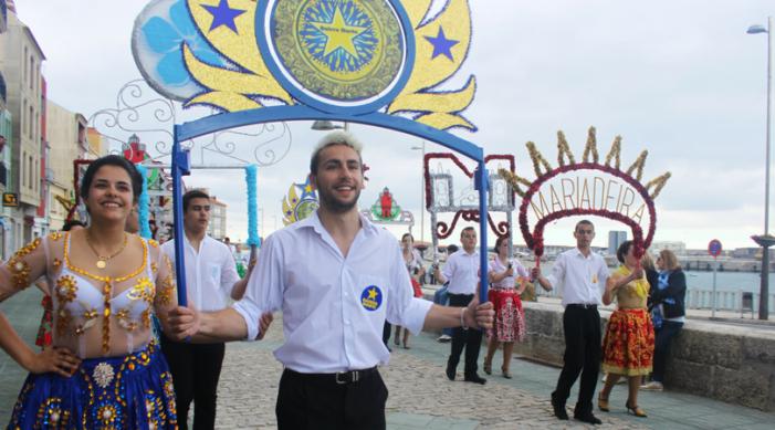 Pòvoa de Varzim visitou A Guarda para dar a coñecer as súas Festas de São Pedro