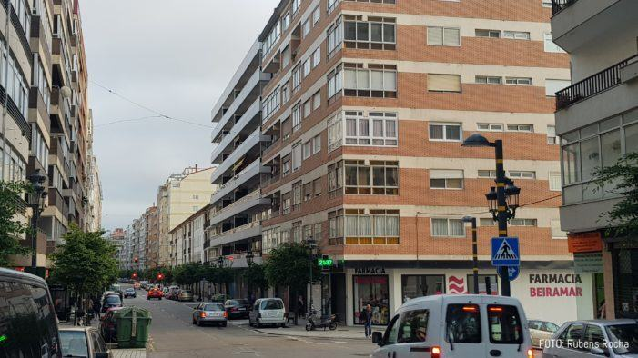Pelea multitudinaria con arma blanca en la calle Conde de Torrecedeira